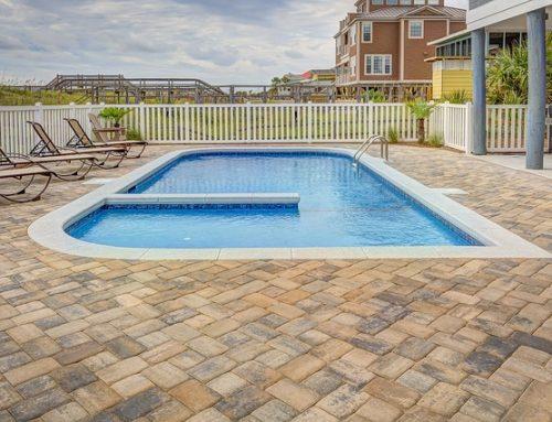¿Por qué utilizar una valla en la piscina del edificio, los 365 días del año?