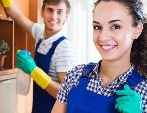 Tareas necesarias para la correcta limpieza de una comunidad de vecinos